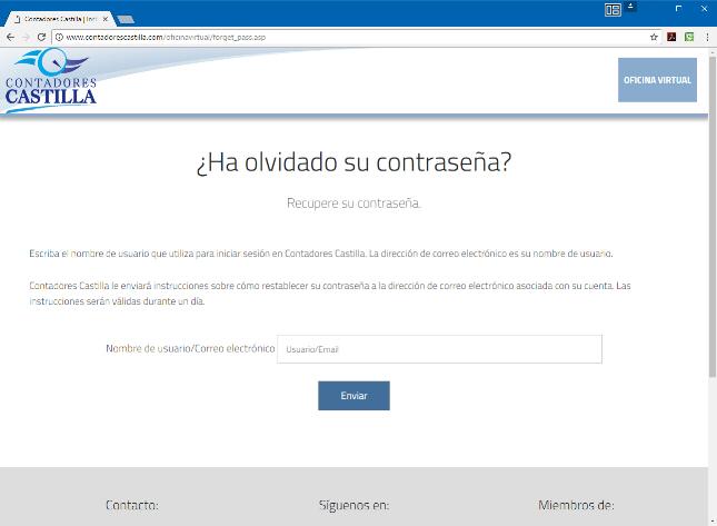 Oficina virtual informaci n para administradores - Oficina virtual industria ...